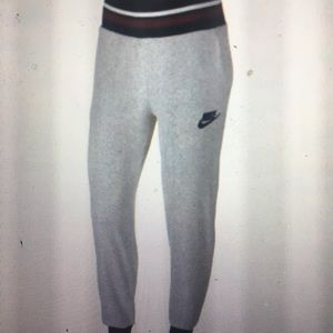 Nike French Terry Joggers Small
